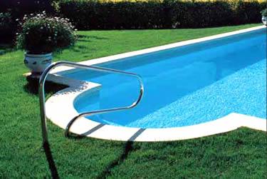 Accesorios para piscinas amazing alarma flotante para - Piscina acero inoxidable ...