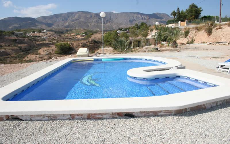 construccin de piscinas piscinas badajoz piscinas con